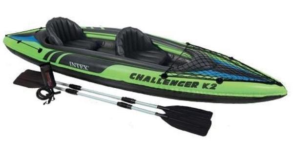 3990a7f164 Nafukovací kajak Intex Challenger K2