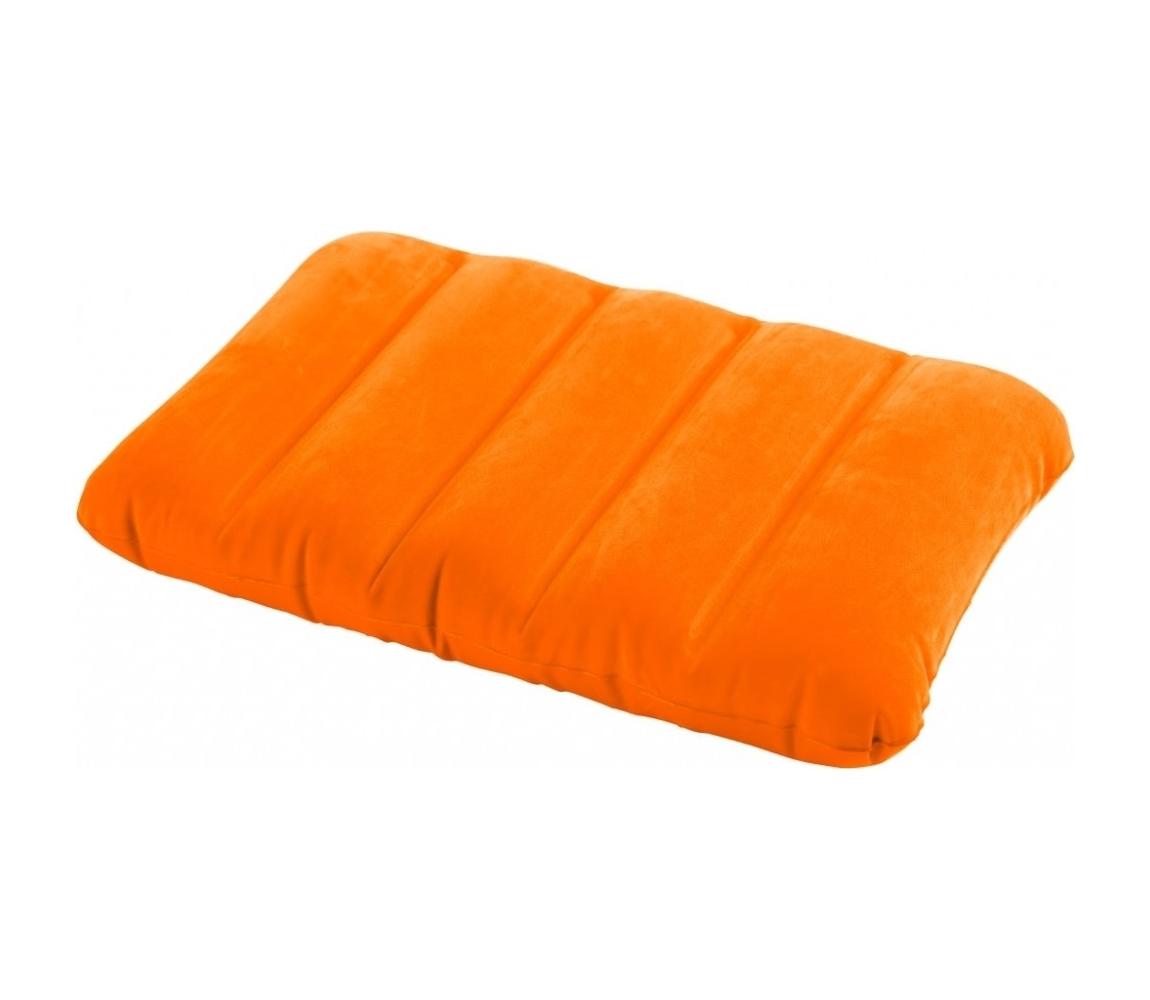 Nafukovací vankúš Intex Kidz - oranžová