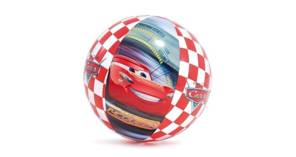 Nafukovacia lopta 61 cm - autá