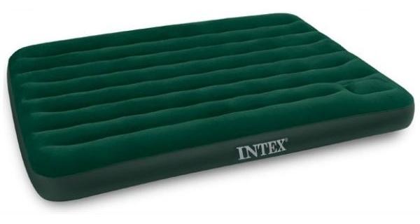 Nafukovacia posteľ Intex Downy Full