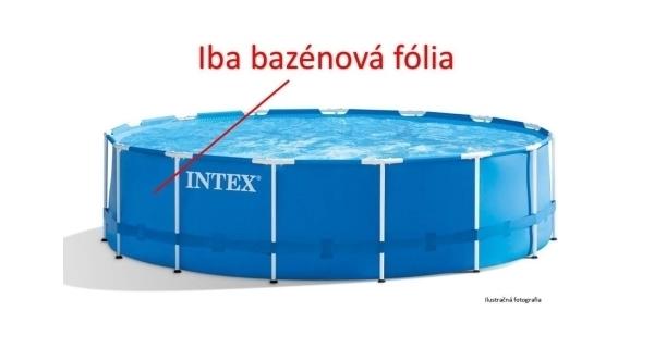 Náhradná fólia pre bazén Florida 4,57 x 1,22 m