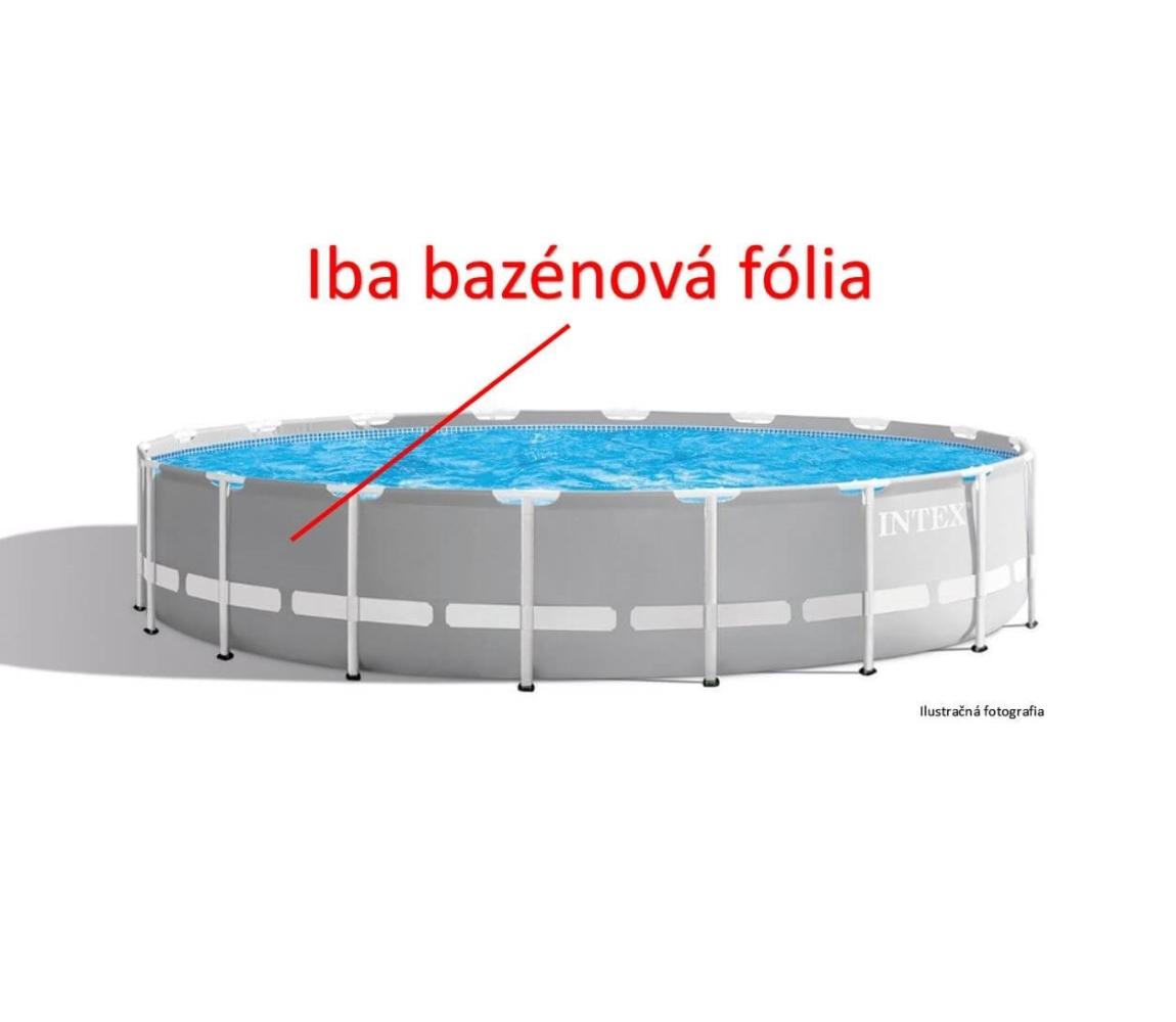 Náhradná fólia pre bazén Florida Grey/Florida Premium Grey 4,88 x 1,22 m