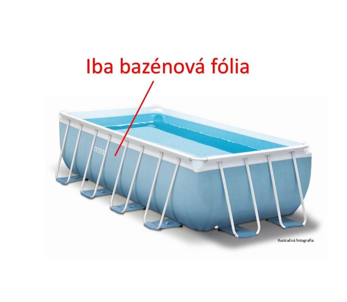 Náhradná fólia pre bazén Tahiti/Florida Premium 2,0 x 4,0 x 1,0 m - sivomodrá
