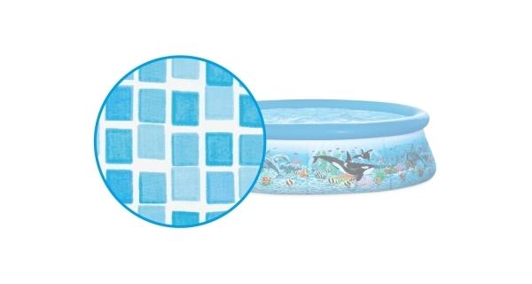 Náhradná fólia pre bazén Tampa Ocean 3,05 x 0,76 m