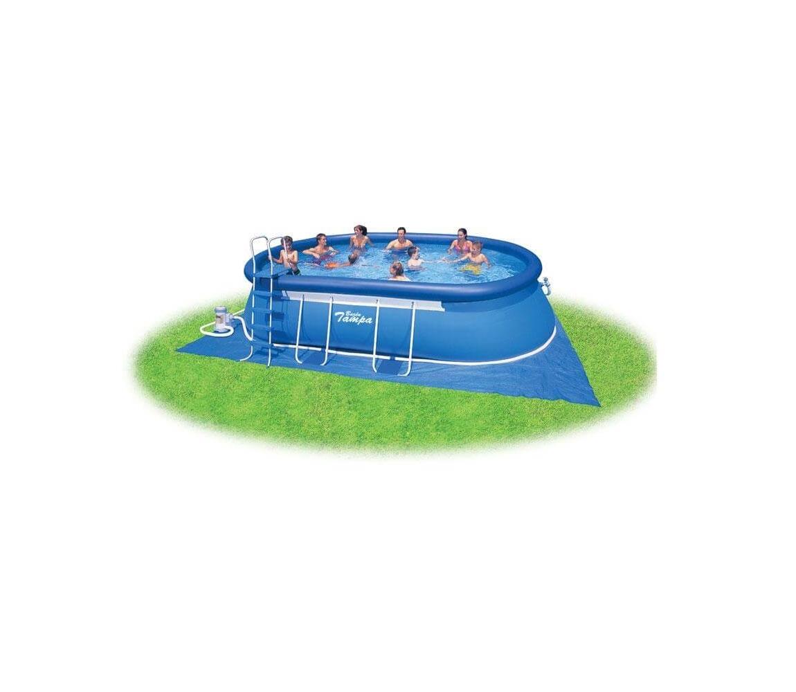 Náhradná fólia pre bazén Tampa ovál 3,05 x 5,49 x 1,07 m