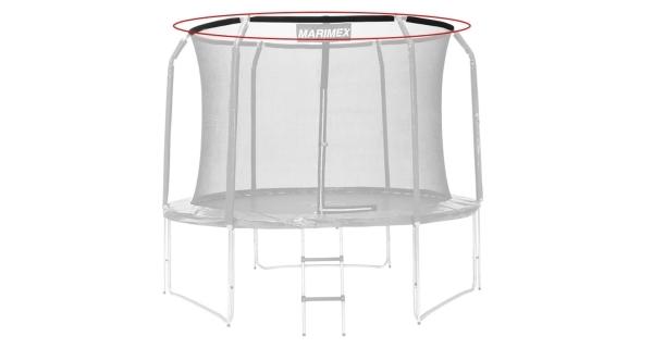 Náhradná kovová obruč pre trampolínu 396 cm