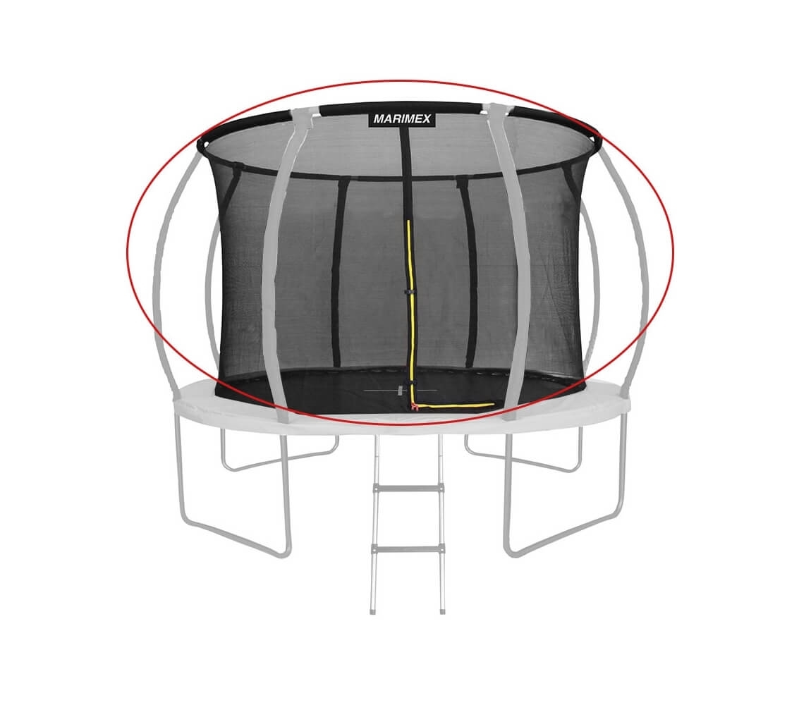 Náhradná ochranná sieť pre trampolínu Marimex Premium 366 cm