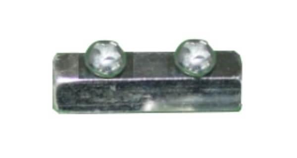 Náhradná spojka kovovej obruče
