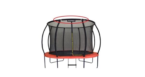 Náhradná trubka hornej obruče pre trampolínu Marimex Premium 305 cm