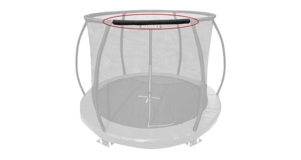 Náhradná trubka hornej obruče pre trampolínu Marimex Premium in-ground 305 cm - 123,5 cm