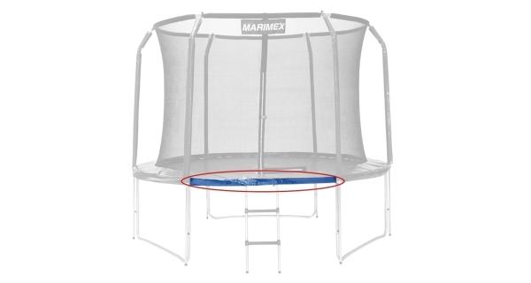 Náhradná trubka rámu pre trampolínu Marimex 244 cm - 122,6 cm