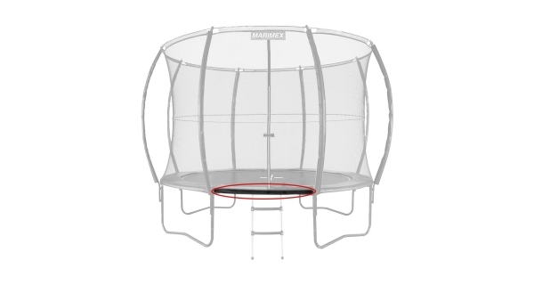 Náhradná trubka rámu pre trampolínu Marimex Comfort 366 cm - 144,8 cm