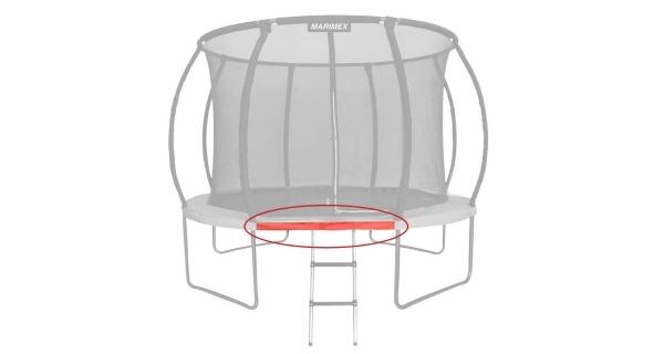 Náhradná trubka rámu pre trampolínu Marimex Premium 396 cm - 150 cm