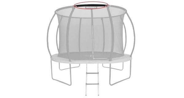 Náhradná tyč obruče pre trampolínu Marimex 457 cm Premium - 125,5 cm