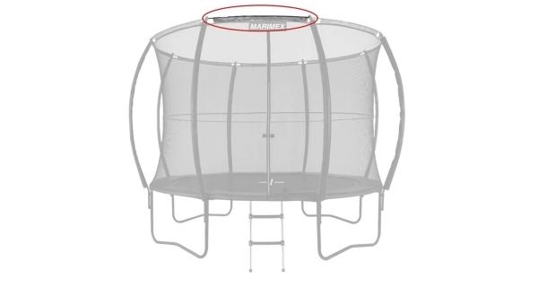 Náhradná tyč obruče pre trampolínu Marimex Comfort - 110 cm