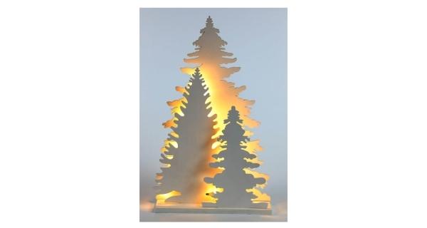 Nature les 15 LED - biely