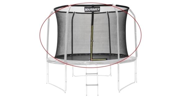 Ochranná sieť pre trampolínu Marimex 457 cm