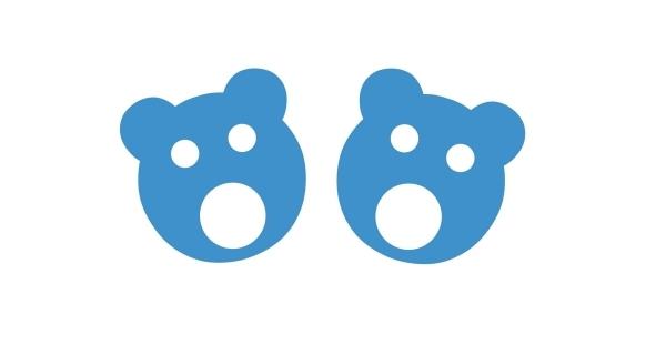 Plávacie nadľahčovacie krúžky - veľký Medvedík