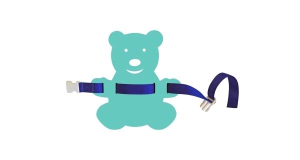 Plavecký pás pre deti- 85 cm - medvedík
