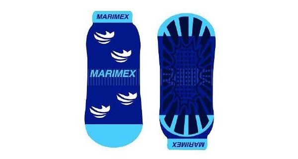 Protišmykové ponožky na trampolínu veľkosť XS