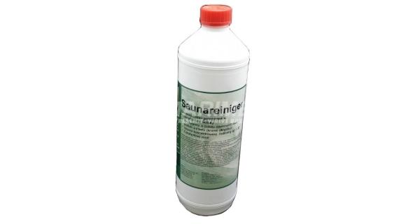 Saunareiniger - prípravok na čistenie saun – 1 l