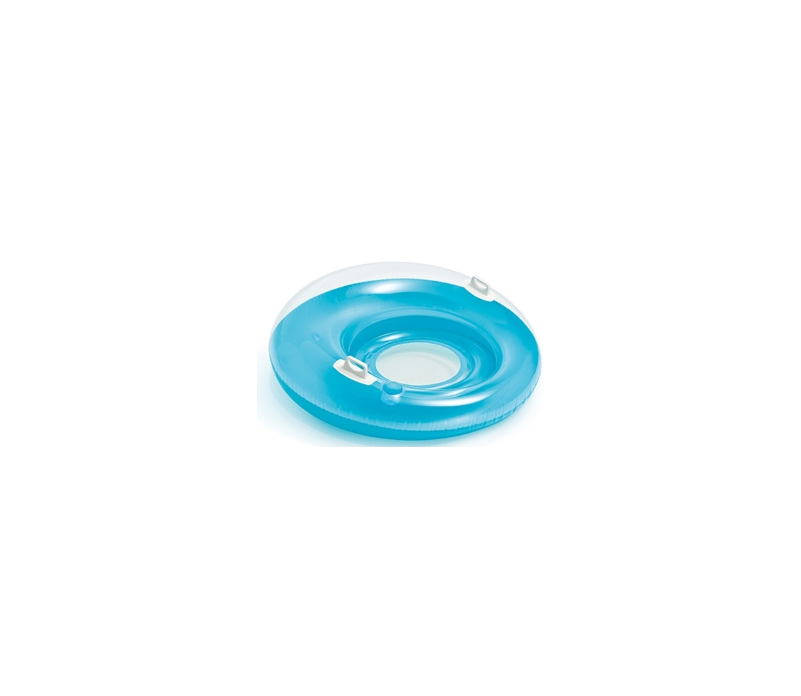 Sedadlo vodné nafukovacie - modré