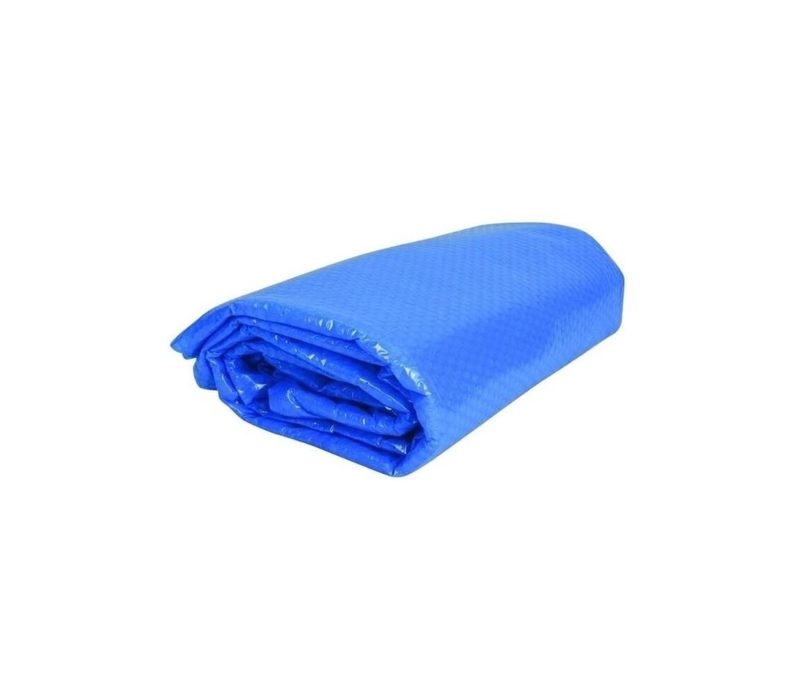 Solárna plachta modrá pre bazény 3,66 x 5,48 m