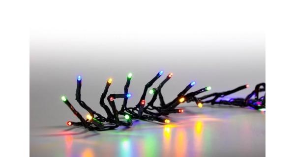 Svetelná reťaz 200 LED - farebná