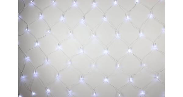 Svetelná sieť 128 LED