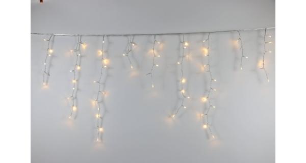 Svetelný záves 144 LED