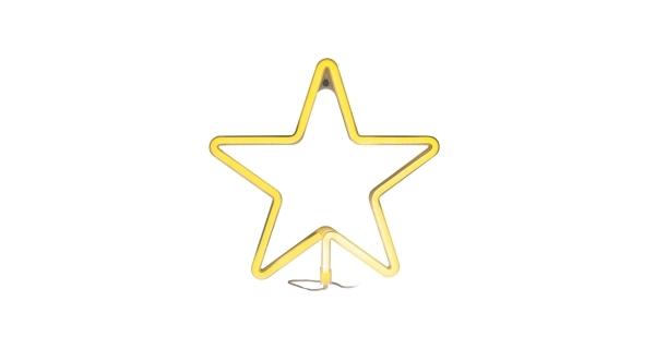 Svietiaca hviezda na okno 120 LED