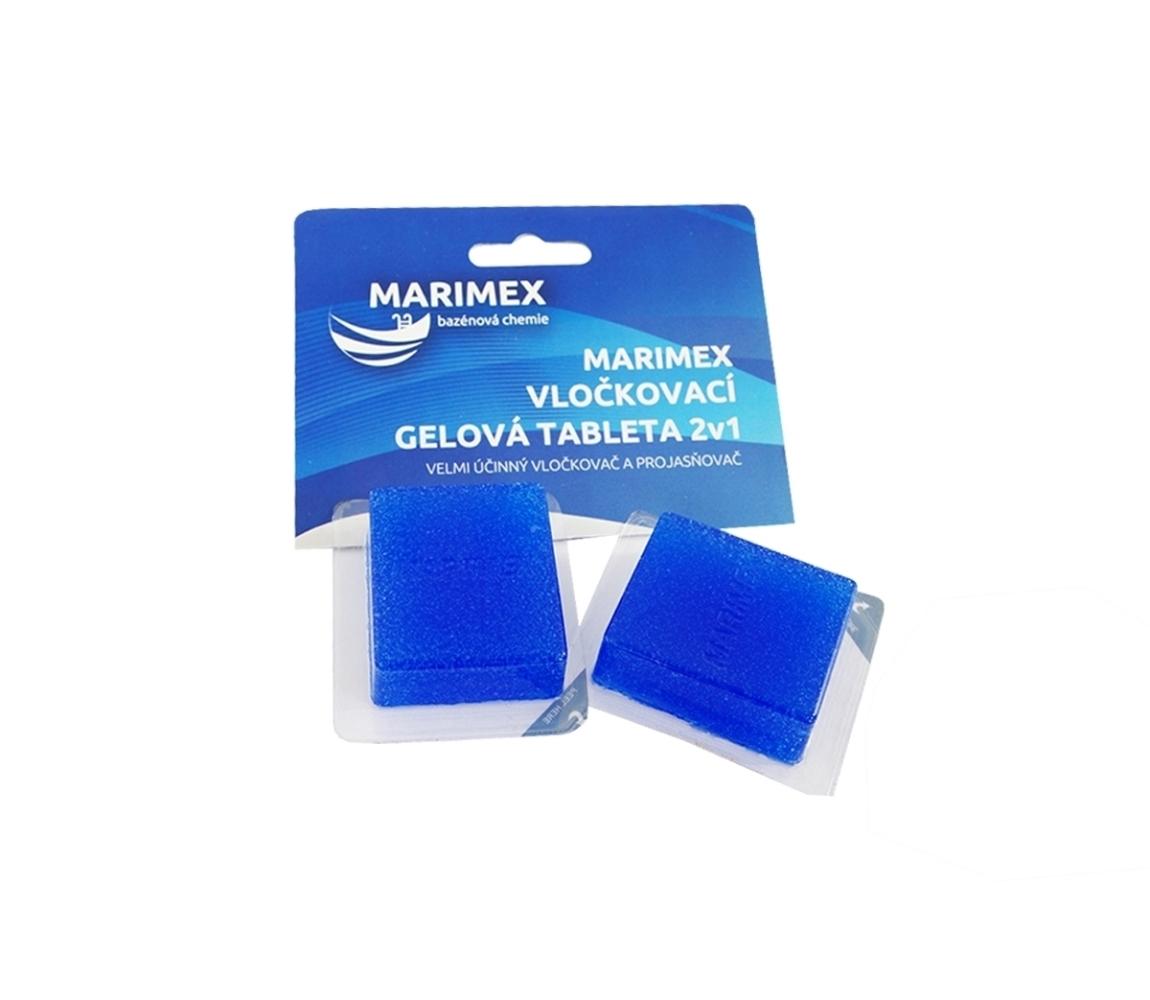 Tableta gélová vločkovacia 2v1 Marimex