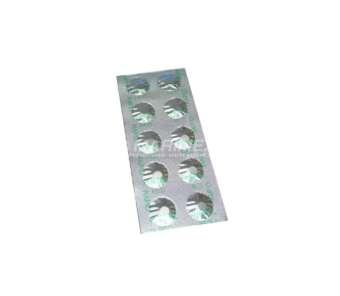 Tablety do testeru na meranie PH