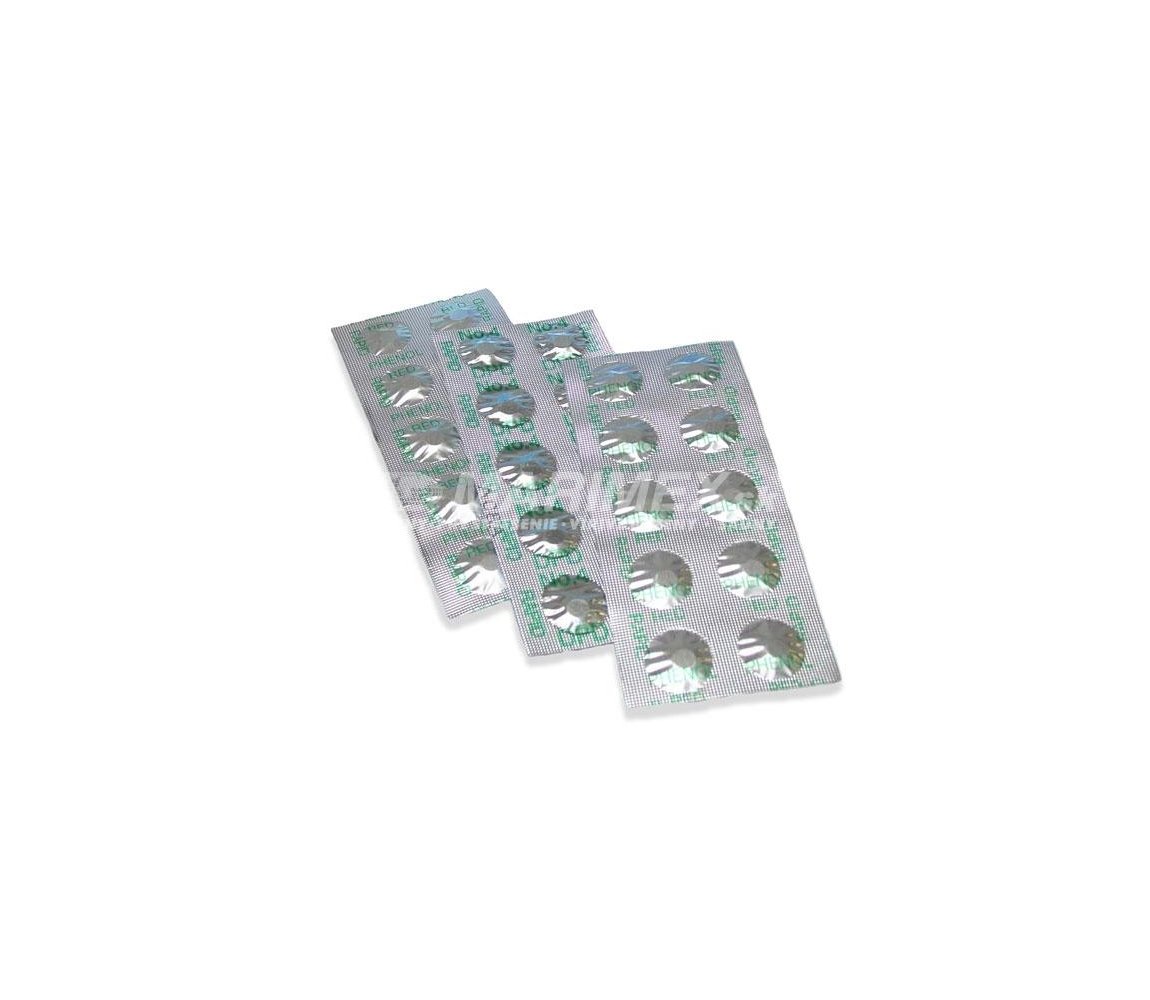 Tablety do testeru na pH (20 ks) + O2 (10 ks)