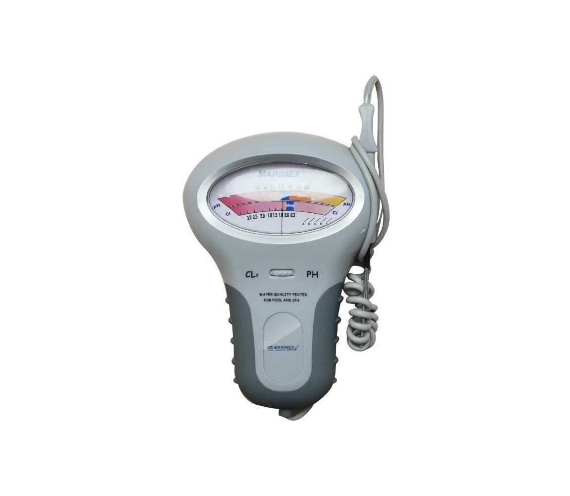 Tester elektronický na pH + Cl