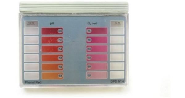 Tester na kyslíkovú chémiu