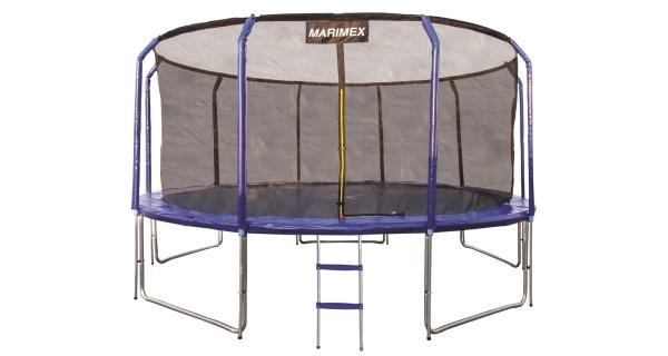 Trampolína Marimex 457cm + ochranná sieť + rebrík ZDARMA