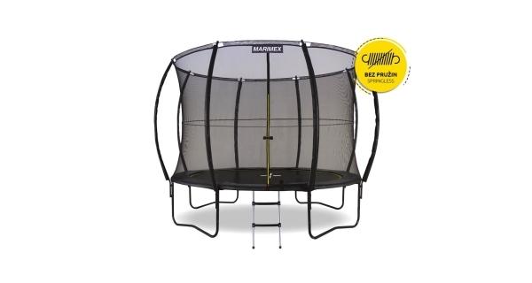 Trampolína Marimex Comfort 305 cm + ochranná sieť + schodíky ZADARMO