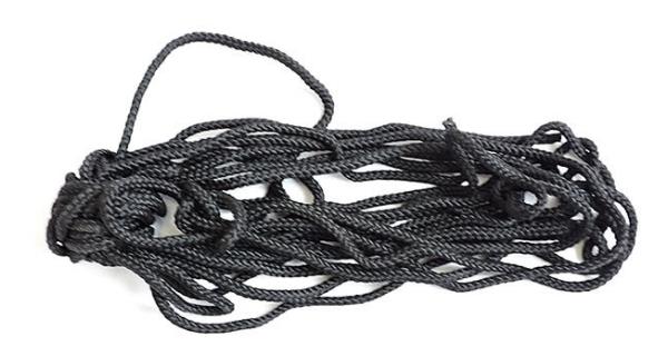 Upínacie lanko pre ochrannú sieť - 12,2 m